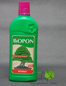 Nawóz płynny do BONSAI 500ml